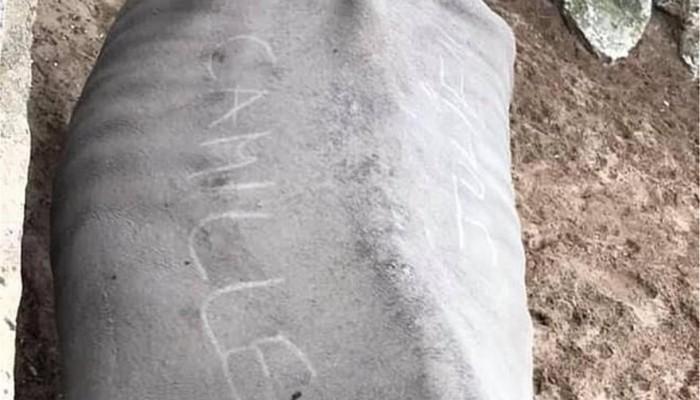 Απίστευτη αθλιότητα στη Γαλλία: Χάραξαν με τα νύχια τους τα ονόματά τους σε ρινόκερο!