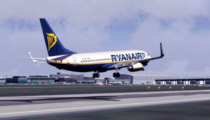 Ξανά πτήσεις της Ryanair από τα Χανιά προς την Αθήνα