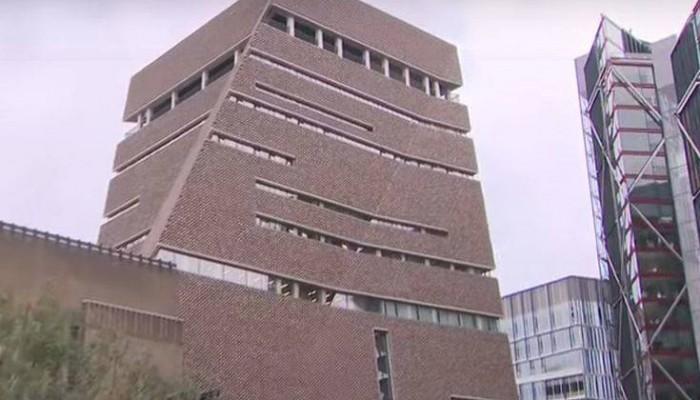 Ένας 17χρονος συνελήφθη γιατί έσπρωξε 6χρονο από εξέδρα στον 10ο όροφο της Tate Modern