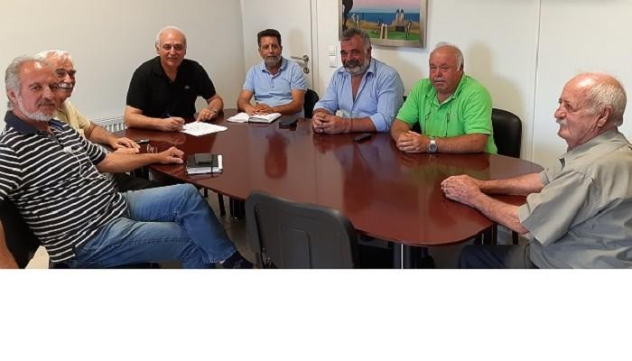Υπογραφή σύμβασης προκαταρκτικής μελέτης για τις λιμνοδεξαμενές της Βιάννου