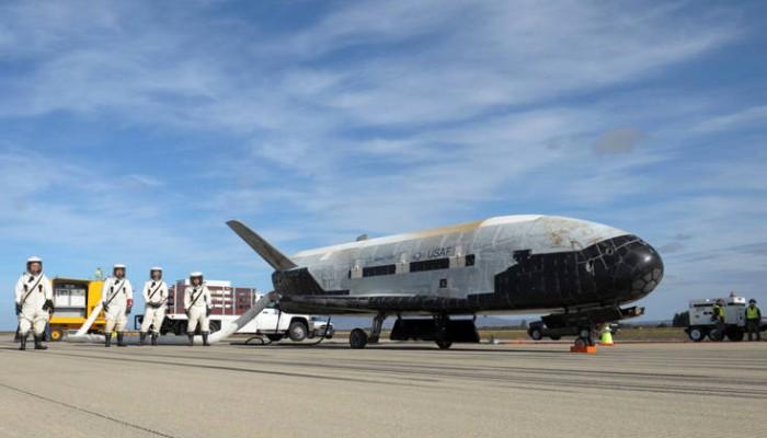 Τι κάνει εδώ και 2 χρόνια το μυστηριώδες διαστημικό σκάφος του αμερικανικού στρατού