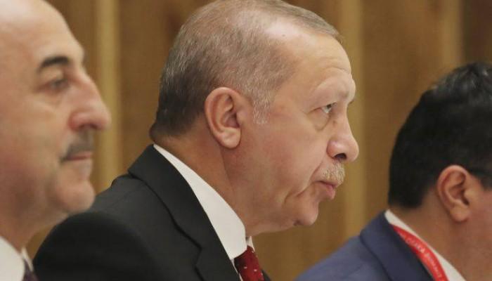 Ερντογάν για Ανατολική Μεσόγειο: Ανά πάσα στιγμή μπορεί να γίνει οτιδήποτε