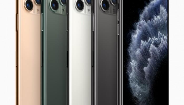 Τα νέα iPhone 11, Pro & Max διαθέσιμα στις 27/9 στα καταστήματα COSMOTE & ΓΕΡΜΑΝΟΣ