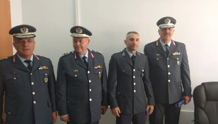 Εγκαινιάστηκε το νέο Αστυνομικό Τμήμα Πλατανιά (βίντεο + φωτο)