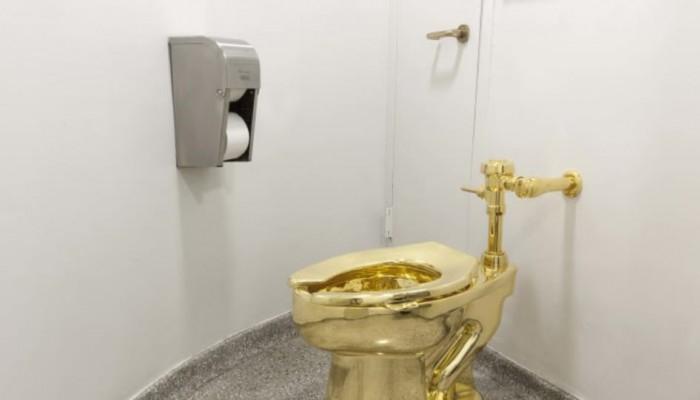 Βρετανία: Μια τουαλέτα από χρυσό 18 καρατίων εκλάπη από το Ανάκτορο Μπλένιμ