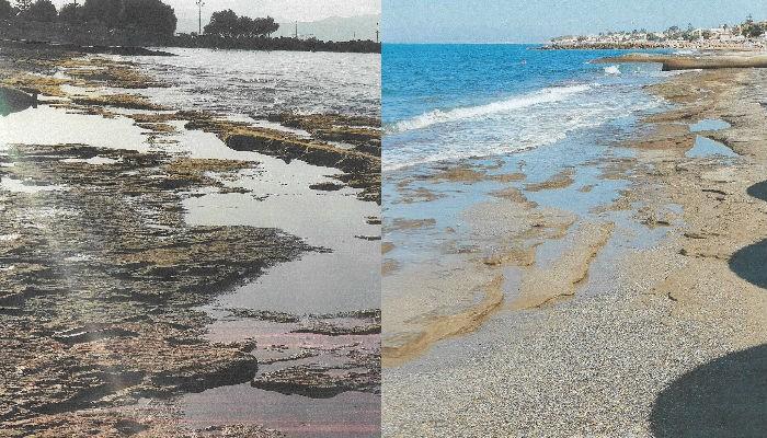 «Στα συρτάρια» έρευνα κόστους 380 χιλ. ευρώ για την διάβρωση παραλιών στα Χανιά