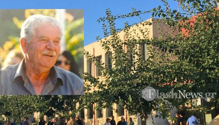 Διεκόπη για τις 24/9 η δίκη για την δολοφονία του Π. Δουρουντάκη (φωτο)