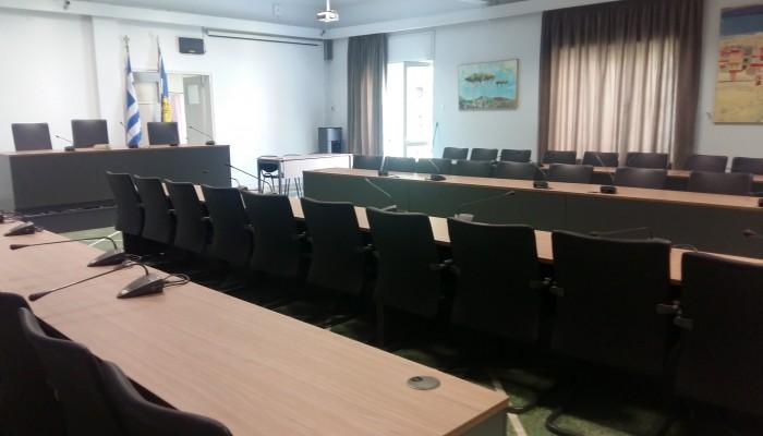 Δημοτικό συμβούλιο Χανίων δια... περιφοράς
