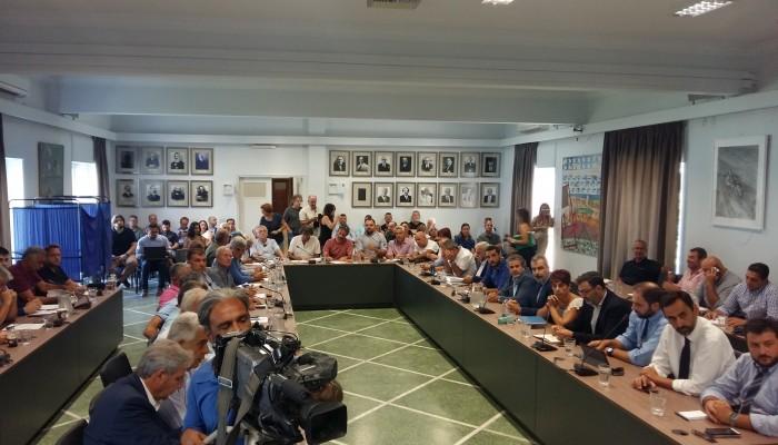 Ακυρώθηκε η εκλογή Δημοτικών συμβούλων Χανίων σε Επιτροπές του Δήμου