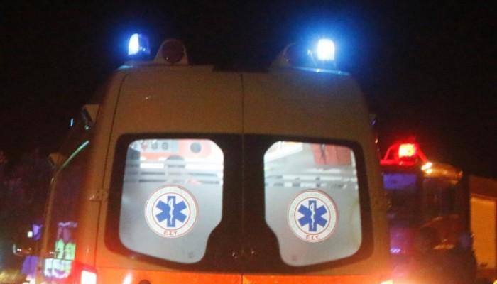 Στο Νοσοκομείο Χανίων μικρό παιδί μετά από πτώση από ύψος τριών μέτρων