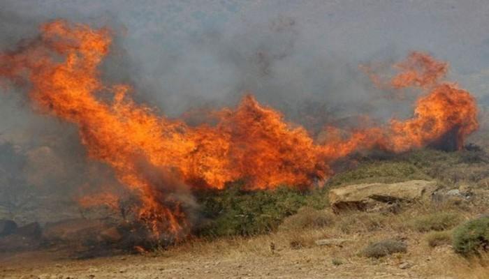 Νέα πυρκαγιά στη Αχαΐα – Εκκενώνεται οικισμός