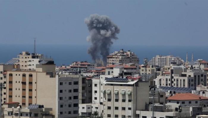 Ισραηλινοί βομβαρδισμοί εναντίον θέσεων της Χαμάς στη Γάζα
