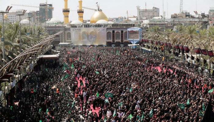 Ιράκ: Τουλάχιστον 31 πιστοί ποδοπατήθηκαν και σκοτώθηκαν κατά το προσκύνημα της Ασούρα