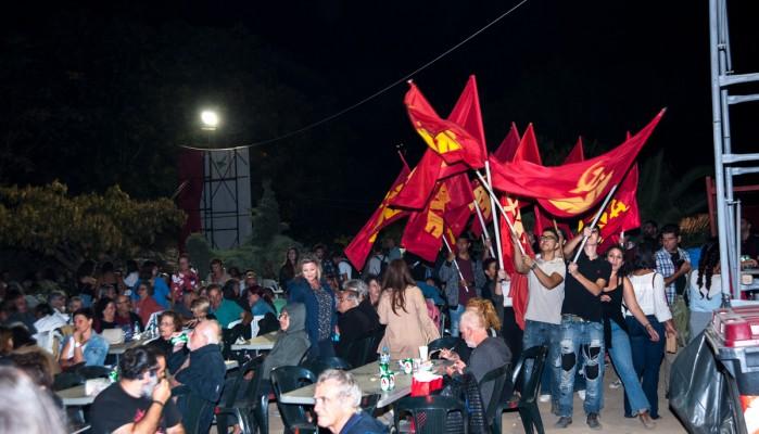 Ολοκληρώθηκαν οι εκδηλώσεις του 45ου Φεστιβάλ ΚΝΕ-Οδηγητή στο Ηράκλειο