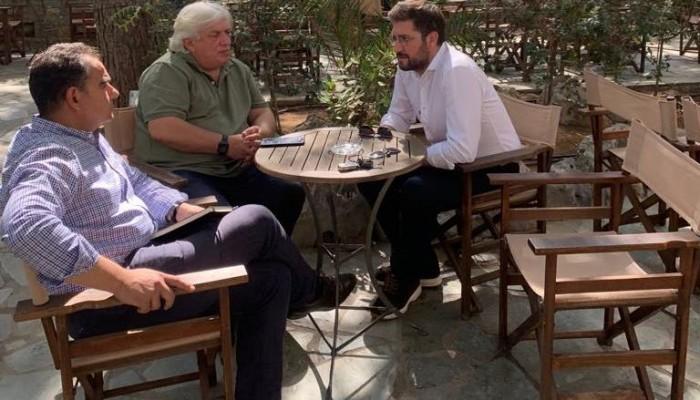 Επαφές Μποκέα για τις συνέπειες της Thomas Cook στο Μαλεβίζι
