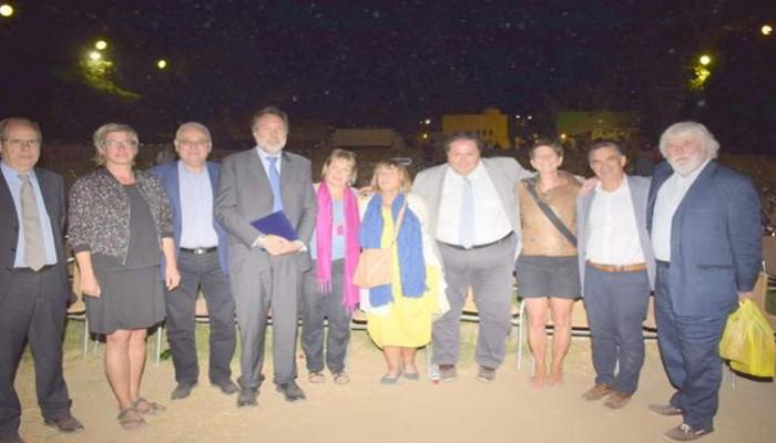 Με επιτυχία οι εκδηλώσεις για την 76η επέτειο του ολοκαυτώματος της Βιάννου