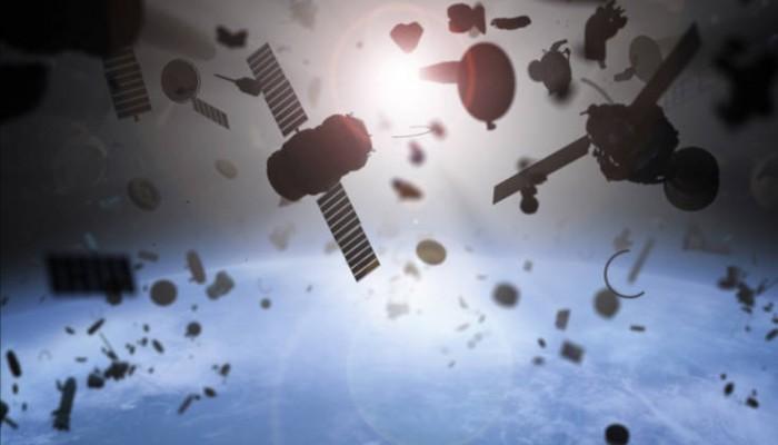 Δεκάδες χιλιάδες διαστημικά σκουπίδια σε τροχιά γύρω από τη γη