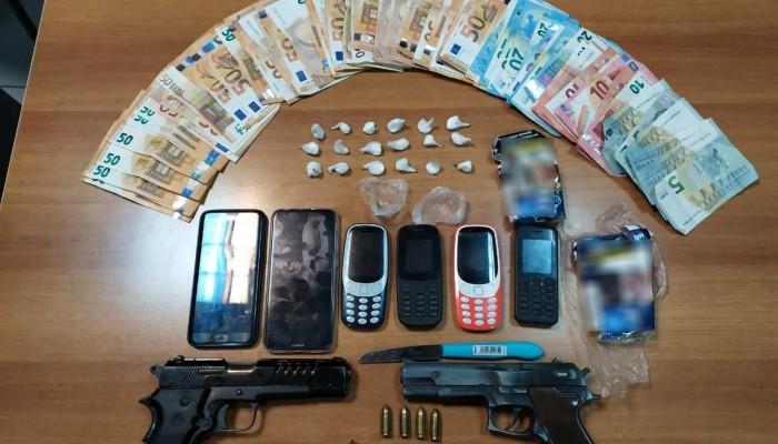 Ηράκλειο: Συνελήφθησαν στα