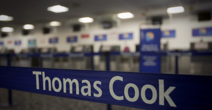 «Σεισμός» η πτώχευση της Thomas Cook και για την Κρήτη - Στα 100 εκ. η ζημιά στο νησί