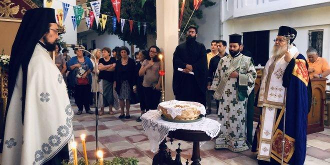 Διήμερο πανηγυρικών εκδηλώσεων στον Τίμιο Σταυρό Λενταριανών