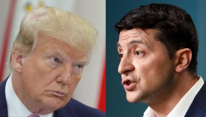 Κίεβο: «Καμία πίεση» δεν άσκησε ο Τραμπ στον Ουκρανό πρόεδρο