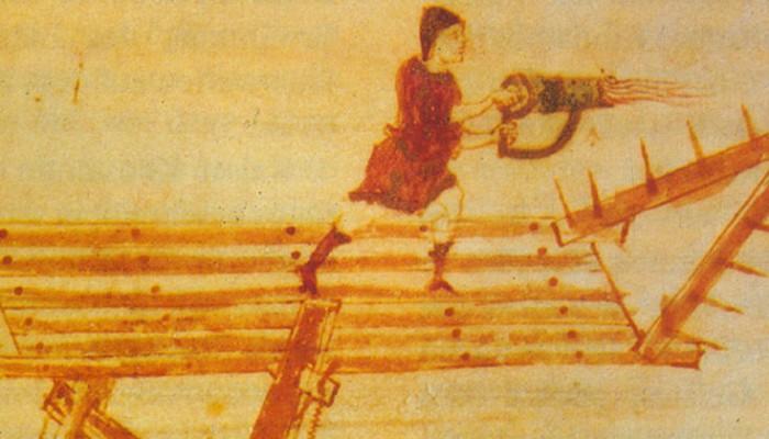 Τα όπλα μαζικής καταστροφής των αρχαίων Ελλήνων