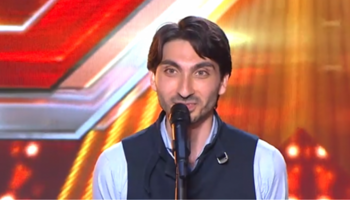 X-Factor: Τραγούδησε το «Phantom of the Opera» και... τους τρόμαξε όλους!