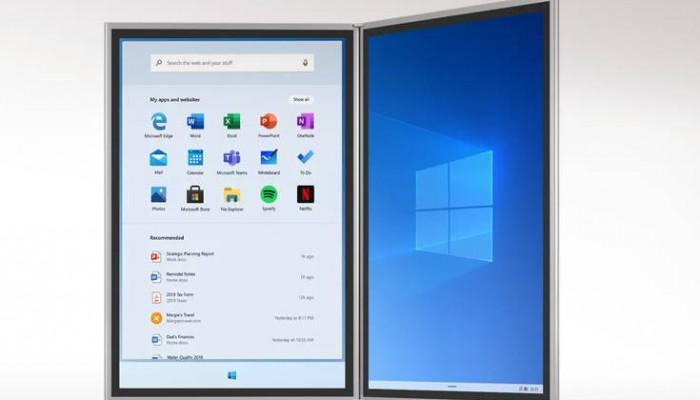 Τι είναι τα Windows 10X με τα οποία παίζει κρυφτό η Microsoft