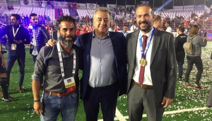 Πρεσβευτές της Κρήτης στο εξωτερικό οι άσοι και οι θρύλοι του ποδοσφαίρου