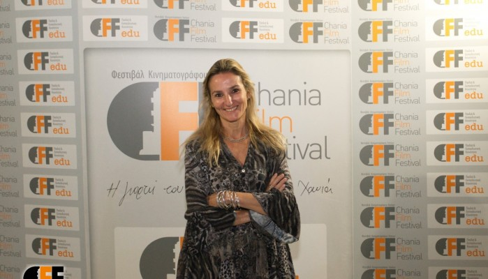 Η Μαριάννα Οικονόμου τίμησε με την παρουσία της το 7ο Φεστιβάλ Κινηματογράφου Χανίων
