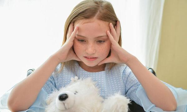 Πώς θα καταλάβετε αν το παιδί σας υποφέρει από αγχώδεις διαταραχές