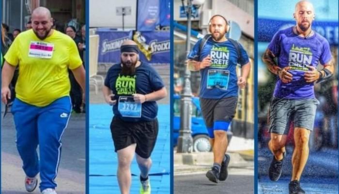 Η ιστορία του Αλέξη από την Κρήτη που έχασε 80 κιλά σε 3 χρόνια!