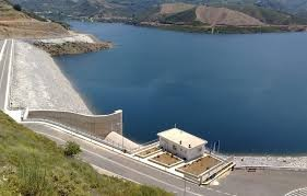 H ενεργειακή αξιοποίηση του νερού στο Φράγμα Αμαρίου
