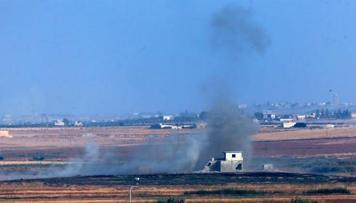 Η Τουρκία σφυροκοπά τους Κούρδους στη Συρία παρά τη διεθνή κατακραυγή