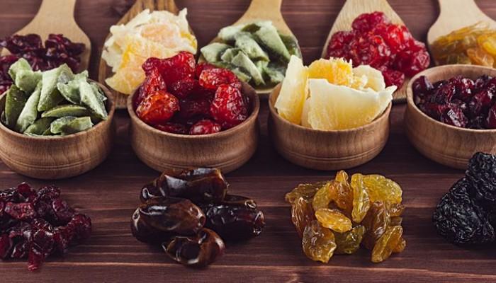 Μας παχαίνουν τα αποξηραμένα φρούτα;