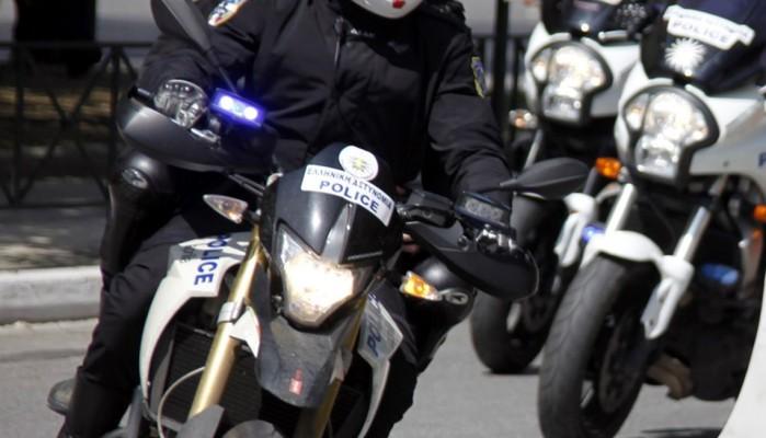 Απίθανοι! Κυκλοφορούσαν στο Ηράκλειο με κλεμμένη μοτοσικλέτα έχοντας πάνω τους χασίς