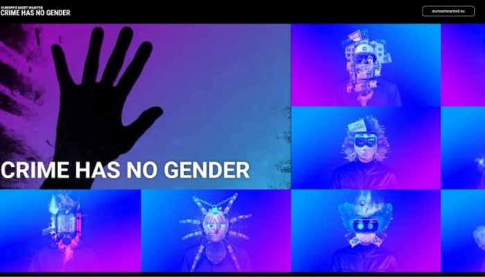 Europol: Οι γυναίκες είναι το ίδιο ικανές με τους άνδρες για να διαπράξουν έγκλημα