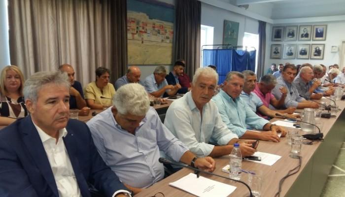 Αναβολή του δημοτικού συμβουλίου ζητά με επιστολή του ο Άρης Παπαδογιάννης