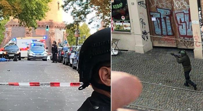 Γερμανία: Δύο νεκροί μετά από πυροβολισμούς σε συναγωγή
