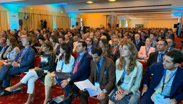 Ξεκίνησαν οι εργασίες του 23ου Συνεδρίου του Ομίλου Γκριμάλντι (φωτο)