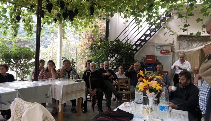 Επίσκεψη του  Πανεπιστημίου των Ορέων στο Δήμο Πλατανιά