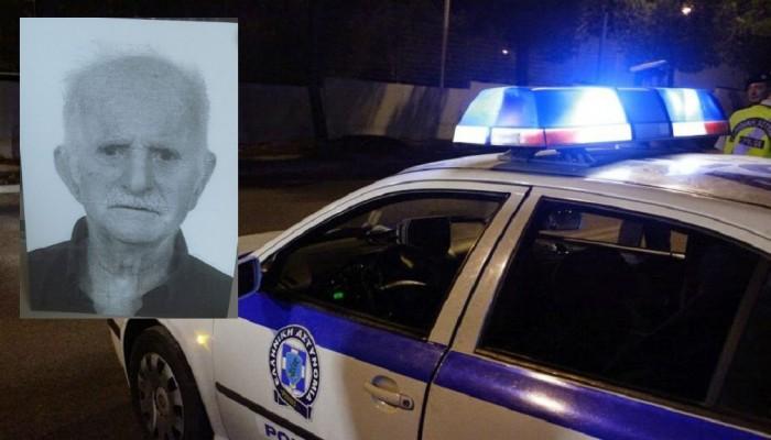 Νεκρός βρέθηκε ο ηλικιωμένος που είχε εξαφανιστεί στα Χανιά