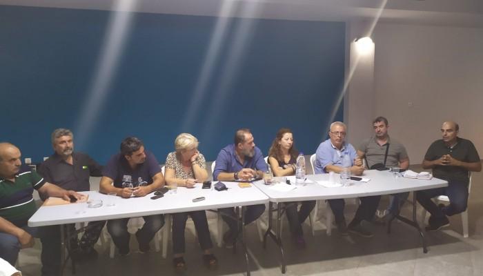 Κοινή λαϊκή συνέλευση των δύο τοπικών κοινοτήτων, Βουτά και Σκλαβοπούλας (φωτο)