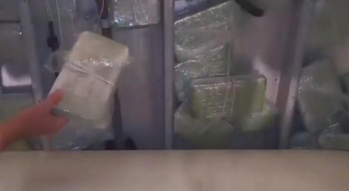 Βρήκαν 700 κιλά κοκαΐνης από το Εκουαδόρ κρυμμένα σε φορτία με μπανάνες