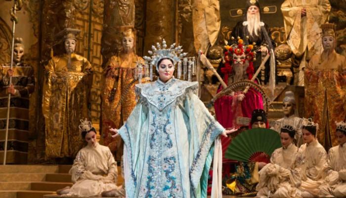 Το αριστούργημα του Puccini «Τουραντότ» από την Metropolitan Opera στο ΚΑΜ