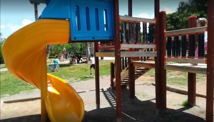 Δύο νέες παιδικές χαρές αποκτά το Ηράκλειο