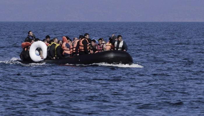 Εντοπίστηκαν μετανάστες νότια του Ηρακλείου