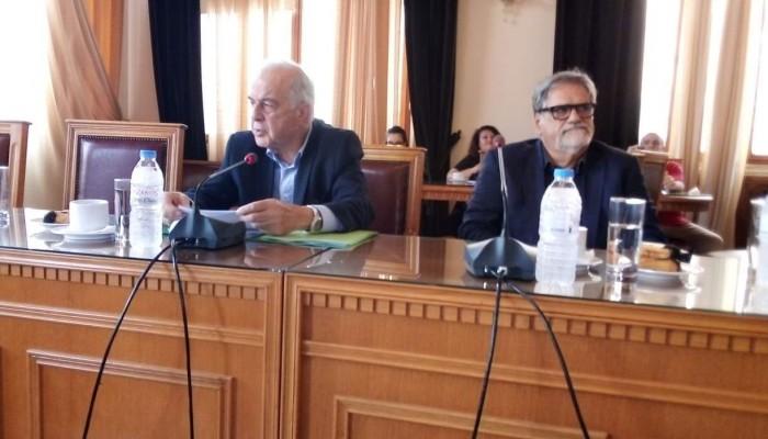Συνεδρίαση της ΠΕΔ Κρήτης το ζήτημα του προσφυγικού