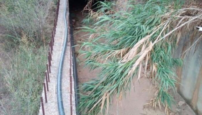 Καταγγελίες για το ρέμα του Γιοφύρου: