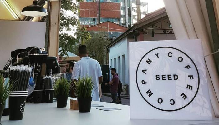 Στη μεγαλύτερη έκθεση της Ελλάδας Athens Coffee Festival η εταιρεία Seed Coffee Company